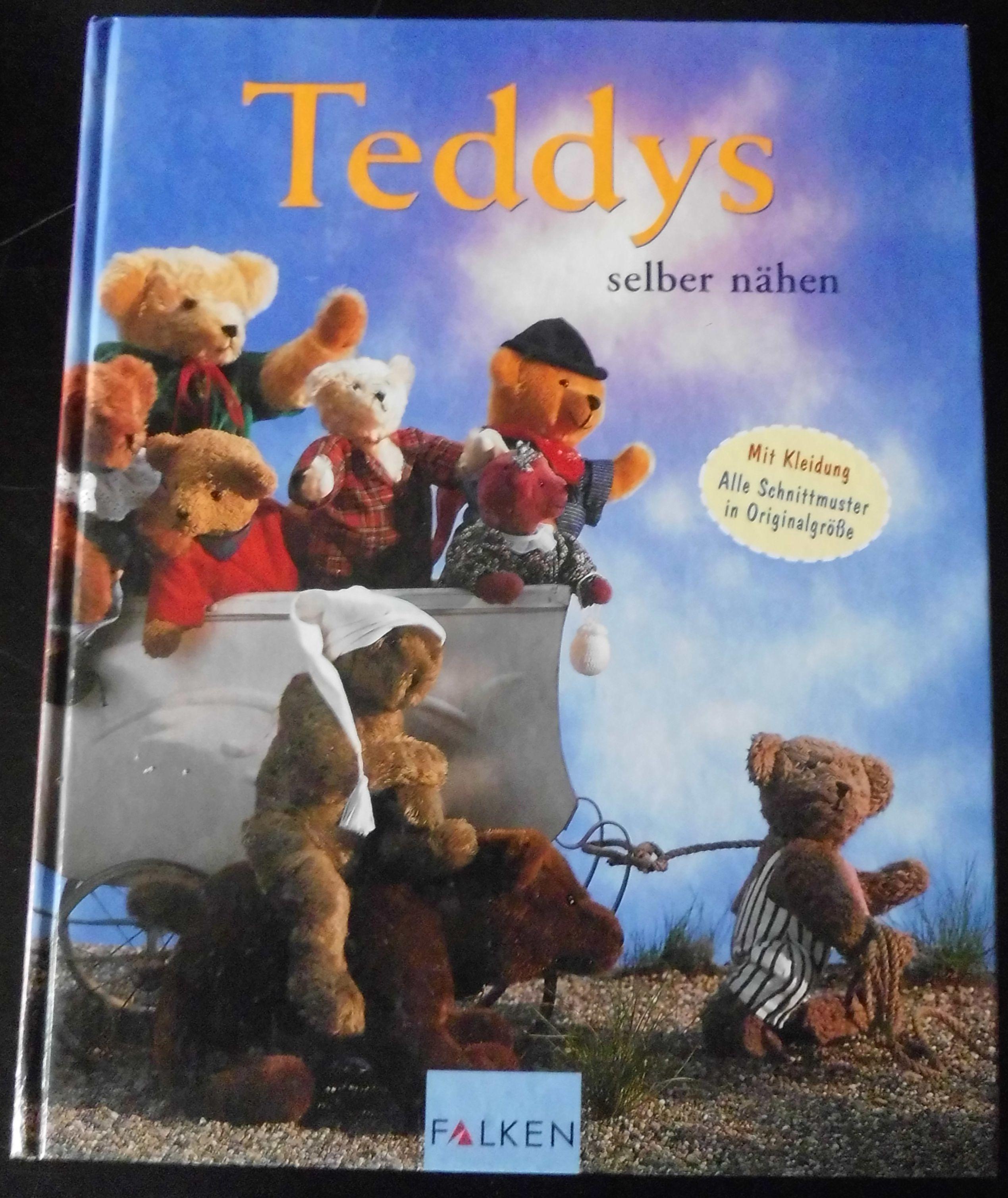 Teddys selber nähen